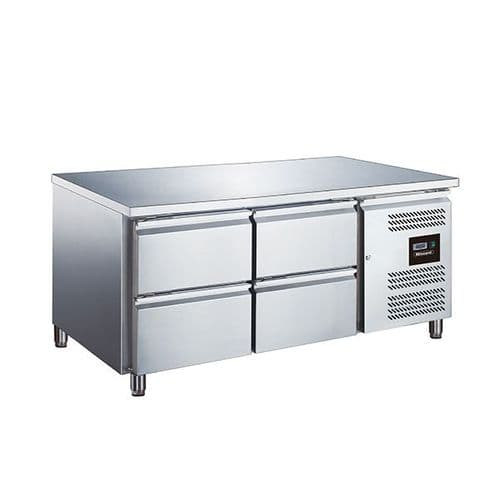 Blizzard SNC2-DRW 4 Drawer Low Height 650mm Snack Counter 214L